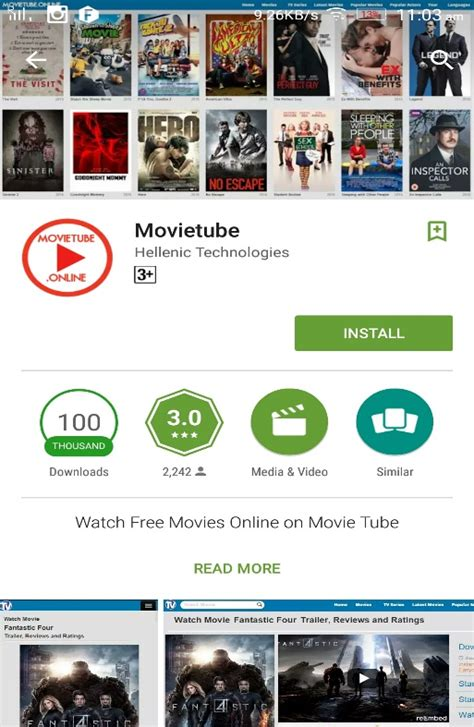 movietube 4 4 apk movietube free hd and tv shows android