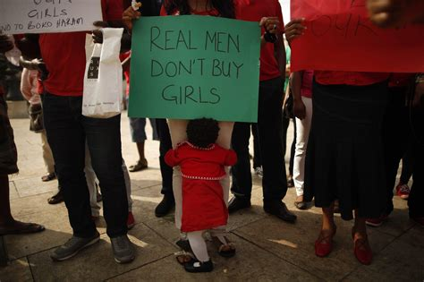 nigerian schoolgirls kidnapped by boko haram protests but boko haram global protests demand the release of over 200