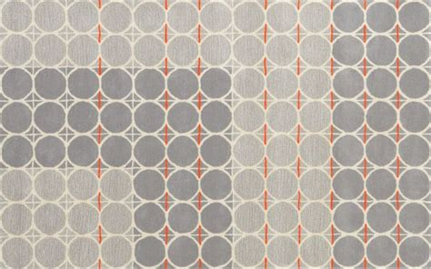 grey and orange rugs set of 2 neighborhood prints orange rugs dots and grey