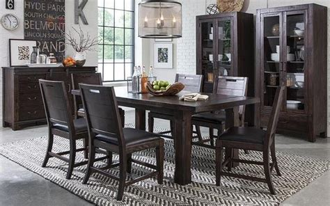 pine hill warm rustic pine extendable rectangular dining