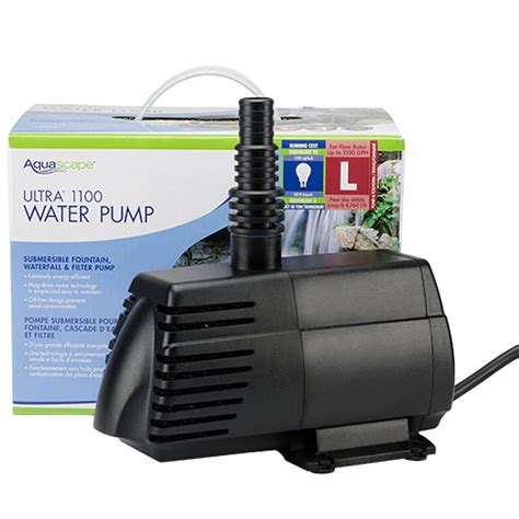 Aquascapes Pumps by Aquascape Ultra 1100 Gph Mpn 91008 Best Prices On