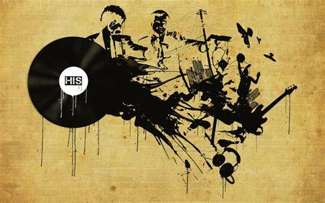 Graffiti Vinyl Wallpaper   music graffiti wallpaper 211466