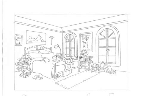 bedroom  buildings  architecture printable