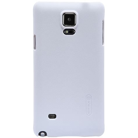 Hardcase For Samsung Galaxy Note 4 nillkin frosted shield samsung galaxy note 4 white