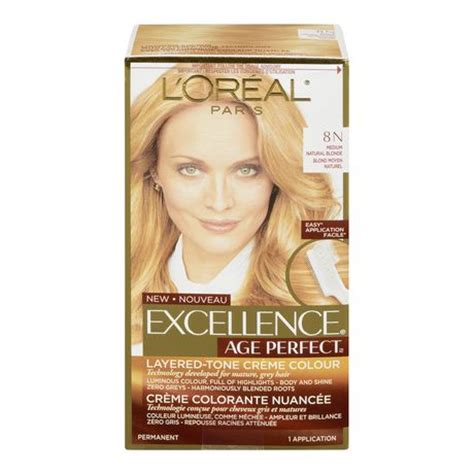 l or 233 al excellence cr 233 me permanent hair color 5 import it all excellence age reviews l or 233 al excellence age haircolour 8n