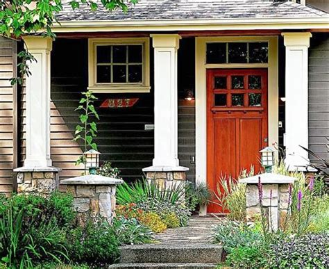 30 front door ideas and paint colors for exterior wood door decoratio