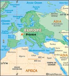 France World Map by France Map Geography Of France Map Of France