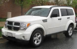Dodge Nitro Information File Dodge Nitro Jpg Wikimedia Commons