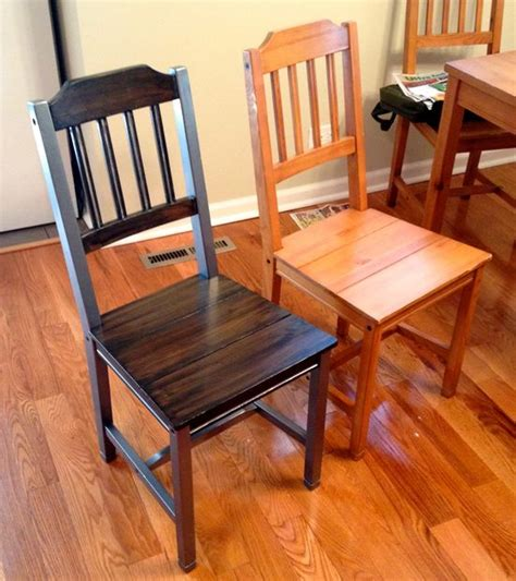 Refinishing Old Dining Room Set Refinishing Dining Room Chairs