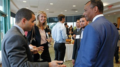 Of Miami Mba Student Profile by Networking For Careers On Wall