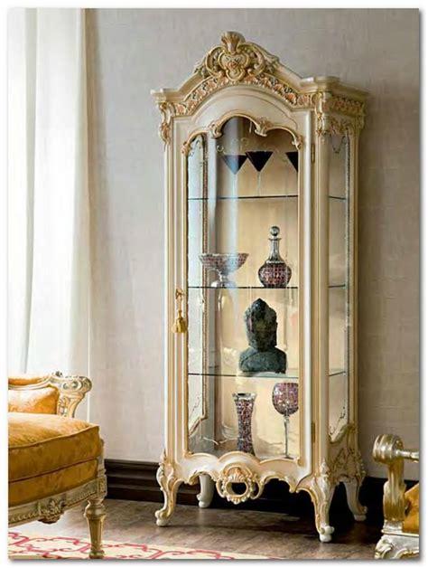 cucine stile barocco veneziano mobili buscemi arredamenti vetrinetta in stile barocco