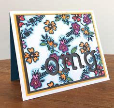 Tutorial Omg Yes 1000 images about cards 1 flowers leaves on arts paper smooches and