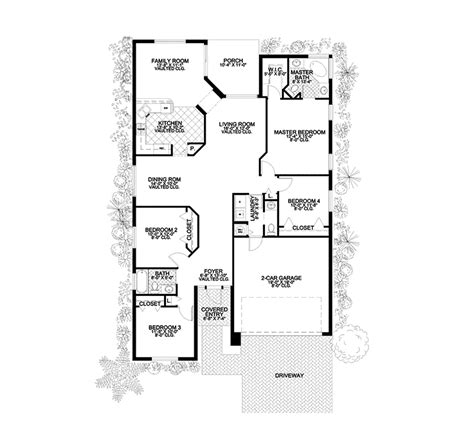 santa fe house plans green springs santa fe home plan 106d 0032 house plans and more