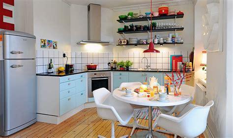 ideas  hacer una pequena cocina funcional