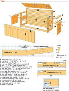 how to build a bench with hidden storage outdoor storage benches toys and outdoor storage