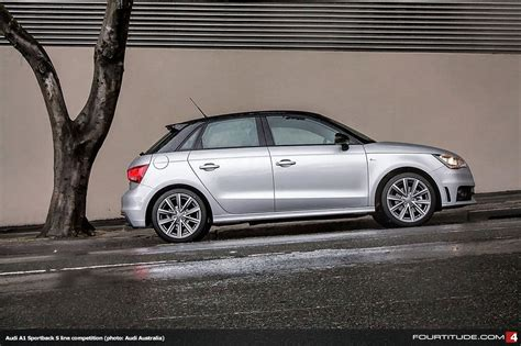 Audi A1 S Line Wei by Audi A1 Sportback S Line Competition Special Editions