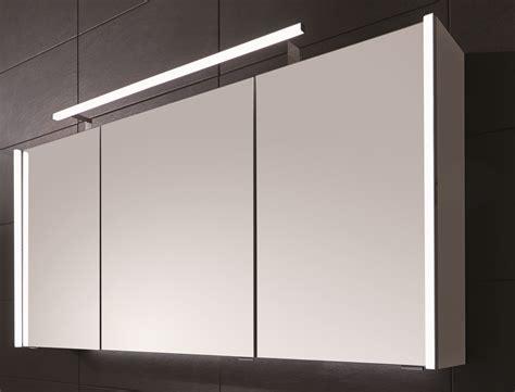 spiegelschrank puris puris linea sps b 130 cm badm 246 bel g 252 nstig arcom center