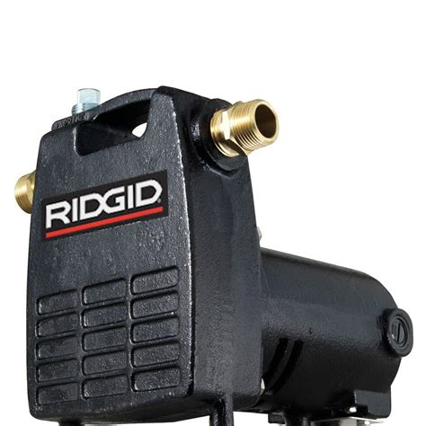 ridgid pro transfer 1 2 hp utility shop your way