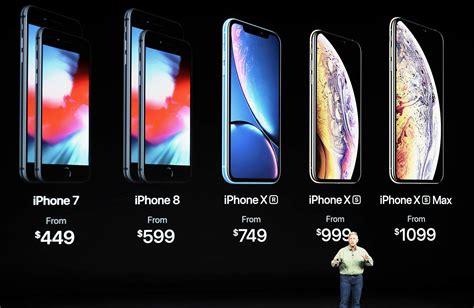 iphone xs apple setzt sich mit neuen iphones  die