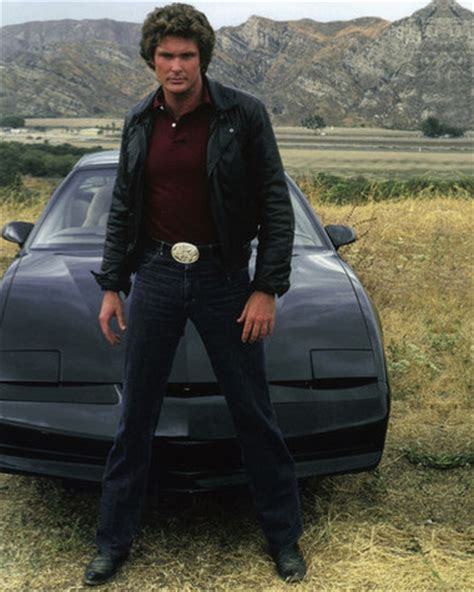 Hasselhoff Admits Rider Car Was 2 by David Hasselhoff Rider Posters And Photos 296343