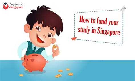 How To Fund Mba In Singapore funding options for study in singapore how to fund your
