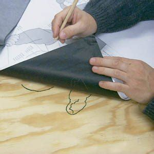 pattern tracing carbon paper 2 large sheets of 34 quot x 22 quot carbon woodworking paper