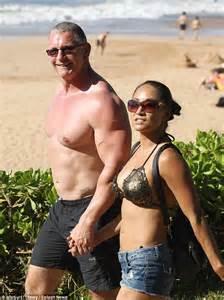 Jeffrey And Ina Garten chef robert irvine 49 displays ripped chest on romantic