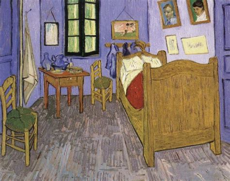 bedroom in arles vincent van gogh raphael museum the bedroom at arles vincent van gogh