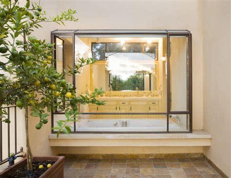 bathroom bay window bath bay window mediterranean exterior tel aviv by