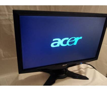 Monitor Acer Komputer acer g185hv monitor for pc gaming by acer