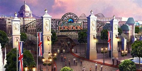 Theme Park Dartford | paramount theme park in dartford kent to rival disneyland