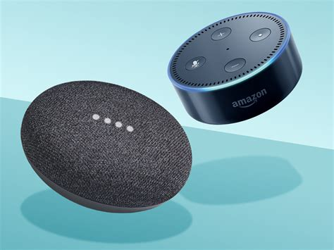 google home mini vs amazon echo dot which is better digital google home mini vs amazon echo dot the weigh in stuff