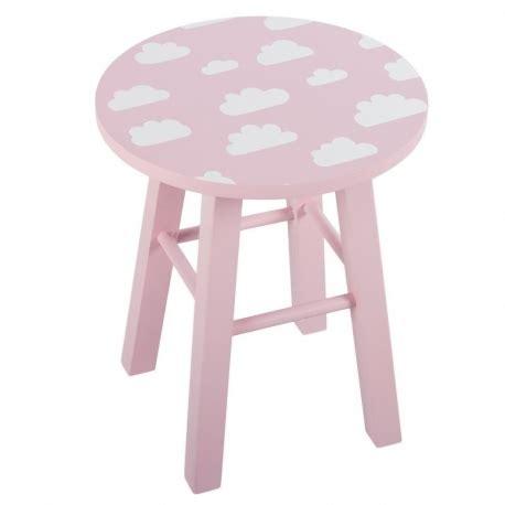 taburete infantil taburete de madera infantil nube rosa dcasa es