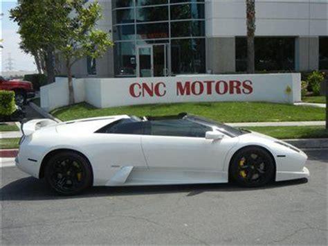 Lamborghini 2005 Price Find Used 2005 Lamborghini Murcielago Roadster Convertible