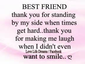 Thank You Letter Friend Quotes Thank You Best Friend Quotes Quotesgram