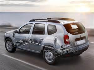 Renault 4x4 Duster Renault Duster Luxe 4x4 2015