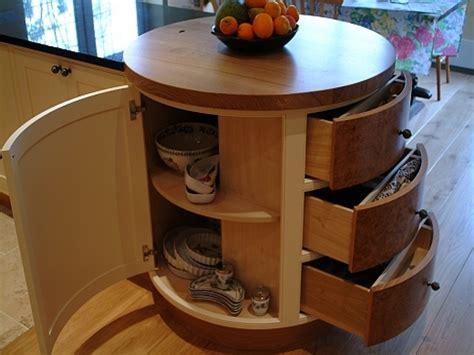 small cherry bookcase  circle kitchen cabinets