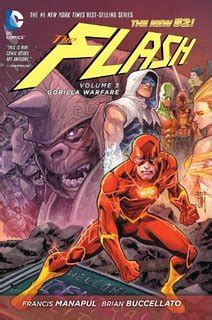 The Flash Volume 2 Rogues Revolution Hc The New 52 binge read dc comics edition the new york library