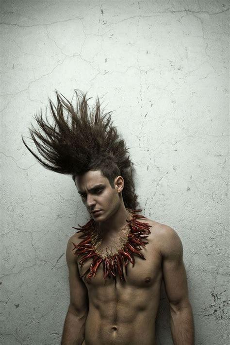 hot styling mohawks island photography spotlight el mariachi loco nikolas