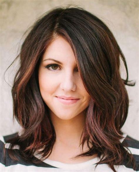 medium length hairstyles for wavy hair 2015 21 pretty