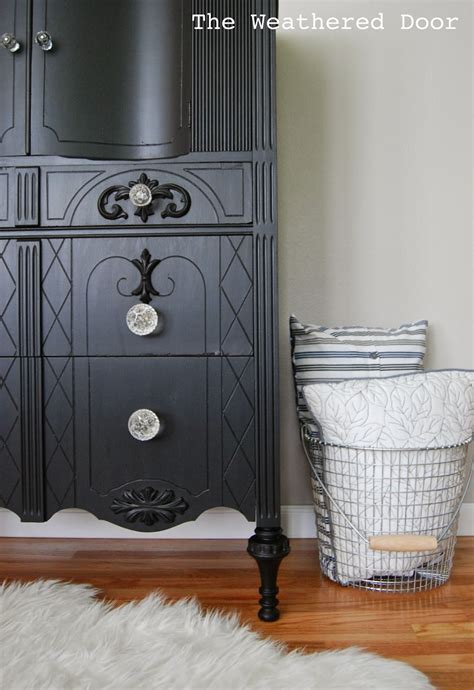 tall black with doors tall dresser with doors images