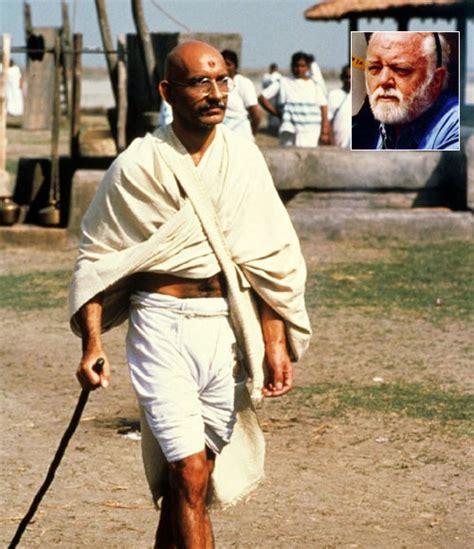gandhi biography fischer celebrating richard attenborough s gandhi rediff com movies