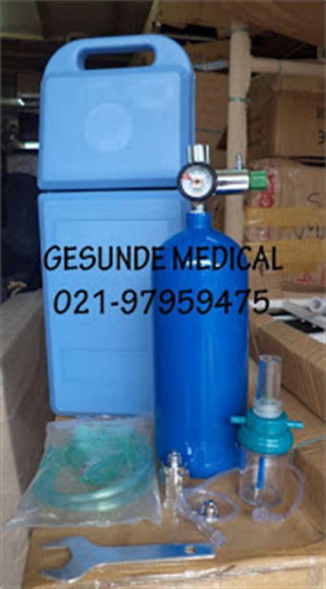Tabung Oksigen 2 Liter tabung oksigen kecil 2l toko medis jual alat kesehatan