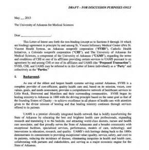 Letter Of Intent Sle Draft Letter Of Intent Draft Write A Cover Letter Mckinsey Journalism Application Personal Statement
