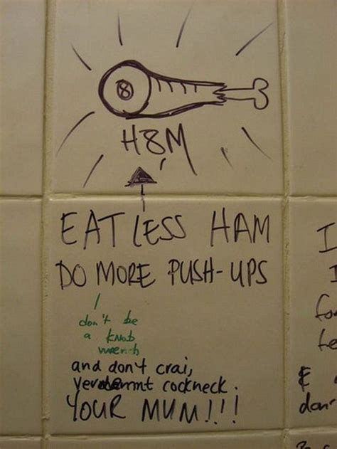 bathroom stall writing uselesshumor funny signs the best of bathroom stall
