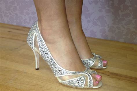 Most Comfortable Evening Shoes by Most Comfortable Bridal Shoes Uk Style Guru Fashion