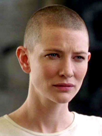 how to look feminine with a crew cut 14 female celebrities who sported buzz cuts character