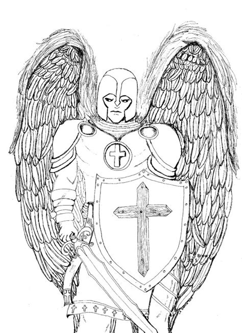 realistic angel coloring pages realistic guardian angel coloring coloring pages