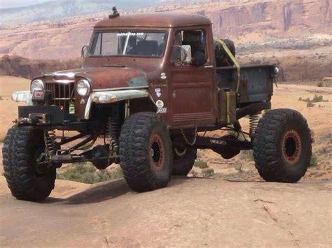 Jeep 4x4 School Rat Rod Crawler School Jeep Willy Jeep Stuff