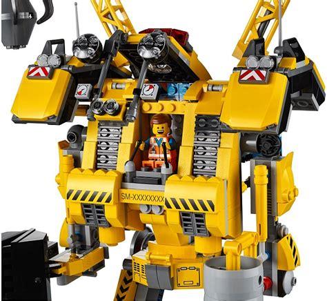 film robot lego lego movie 70814 emmetův sestrojen 253 robot 5702015122351
